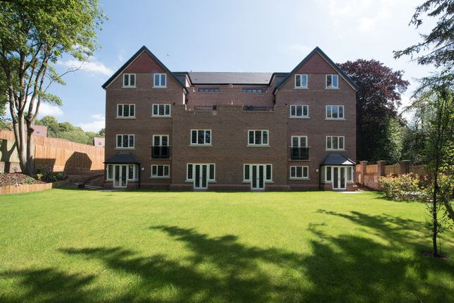 Thumbnail Flat for sale in Tudor Place, 2 Park View, Sutton Coldfield