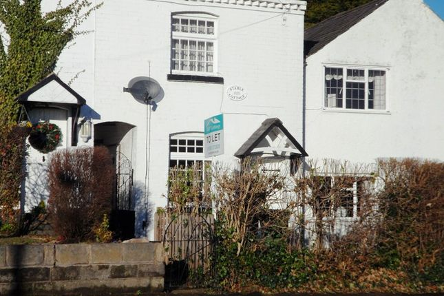 Thumbnail Cottage to rent in Main Street, Kirby Muxloe, Leicester