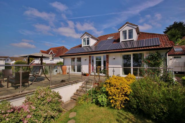 Thumbnail Detached bungalow for sale in Colway Lane, Lyme Regis
