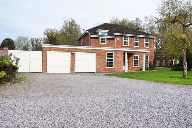 Thumbnail Detached house for sale in Leverton Gate, Swindon