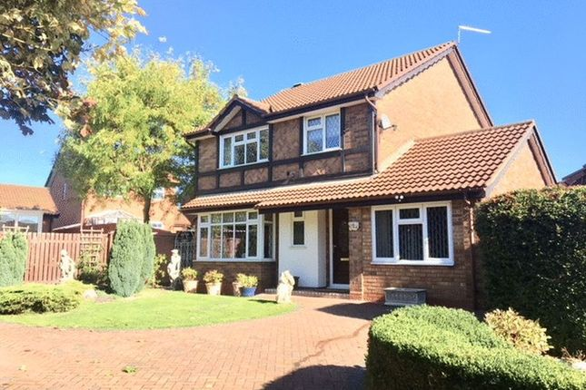 Thumbnail Detached house for sale in Fennel Court, Northampton