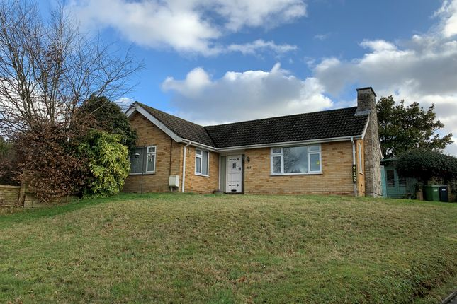 Thumbnail Detached bungalow for sale in Fair Oak Road, Fair Oak, Eastleigh