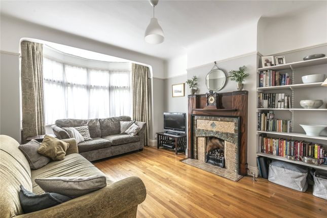 Thumbnail Terraced house for sale in Madeira Road, Palmers Green, London