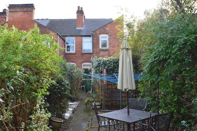 Garden of Waterloo Road, Kings Heath, Birmingham B14