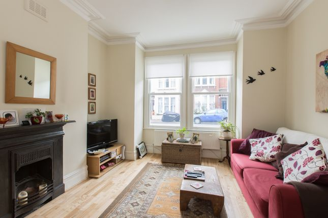 Thumbnail Flat to rent in Dagnan Road, Clapham South, London