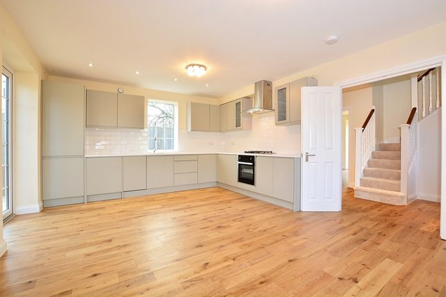 Thumbnail Detached house for sale in Harewood Close, Three Bridges
