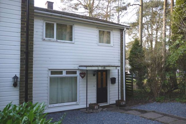 Thumbnail End terrace house to rent in Ripplesmere, Bracknell