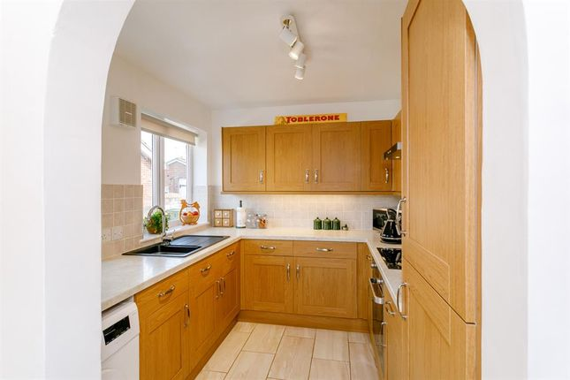 Kitchen of Hambleton View, Tollerton YO61