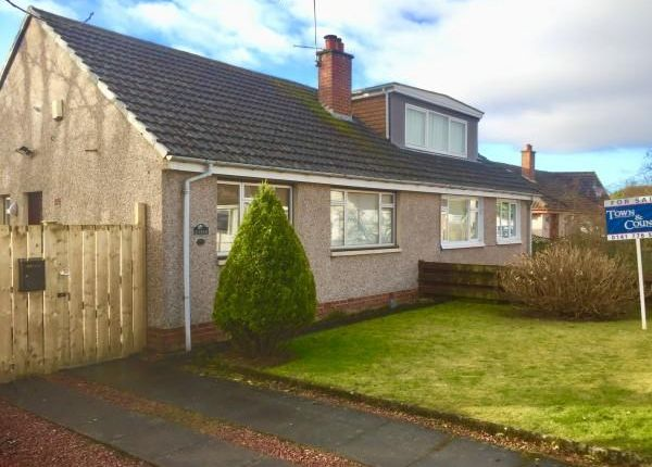 Thumbnail Semi-detached house for sale in Millersneuk Avenue, Lenzie