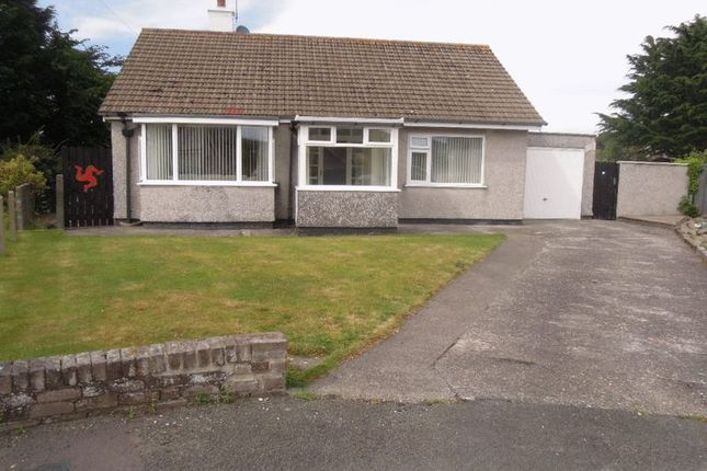 Thumbnail Detached bungalow to rent in Ormly Road, Ramsey, Isle Of Man