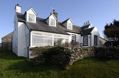 Detached house for sale in Challoch Farmhouse, Sandhead, Stranraer