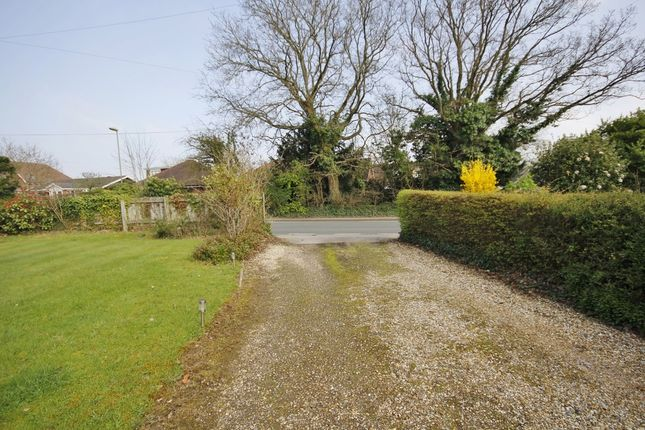 Thumbnail Detached bungalow for sale in Botley Road, Burridge, Southampton
