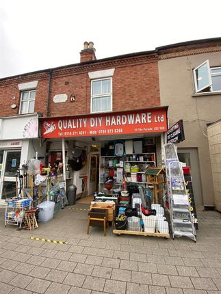 Thumbnail Retail premises for sale in Quality Diy & Hardware Ltd, The Parade, Oadby, Leicester