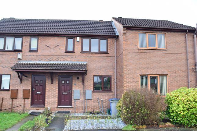 Northwood Green, Hanley, Stoke-On-Trent ST1