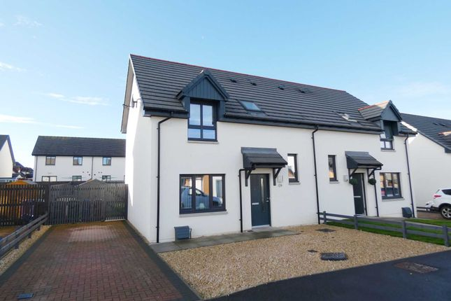 Thumbnail Semi-detached house for sale in 24 Ewing Crescent, Buckie