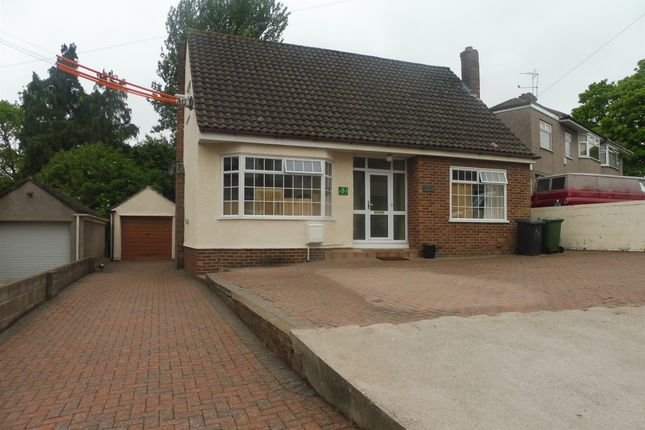 Thumbnail Detached bungalow for sale in Spring Hill, Kingswood, Bristol