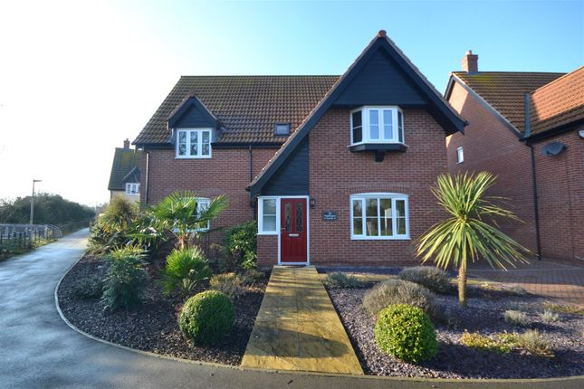 Thumbnail Property for sale in Hall Wood Road, Norwich
