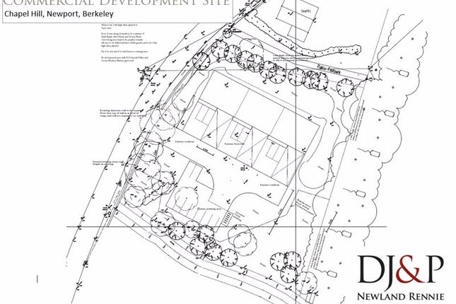 Thumbnail Land for sale in Chapel Hill, Newport, Berkeley