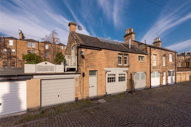 Thumbnail Detached house for sale in Belgrave Crescent Lane, Edinburgh