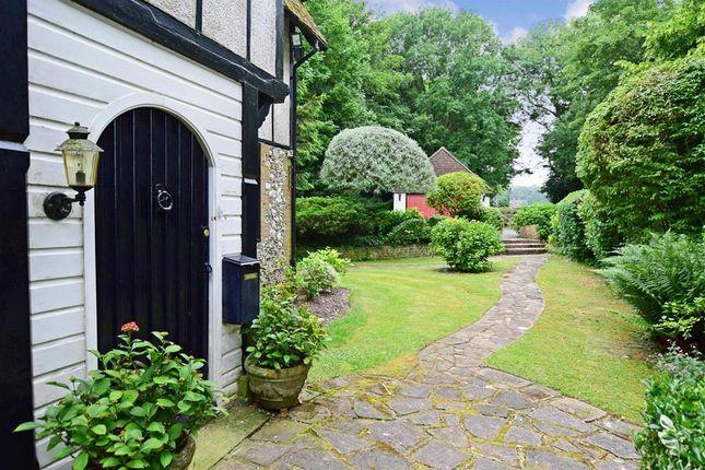 Front Garden of Northend, Findon, Worthing, West Sussex BN14