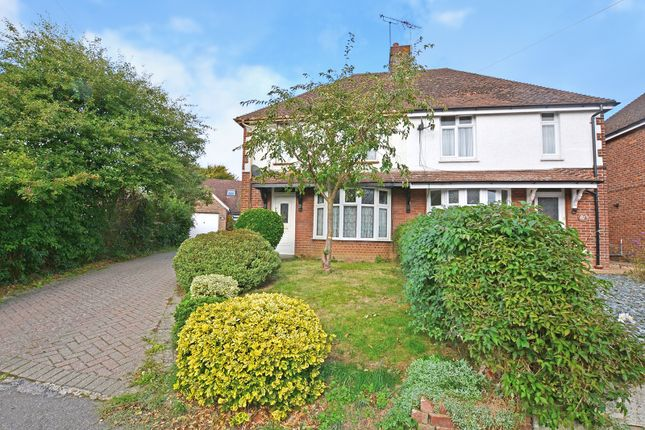 3 bed semi-detached house for sale in Bentley Road, Willesborough, Ashford TN24