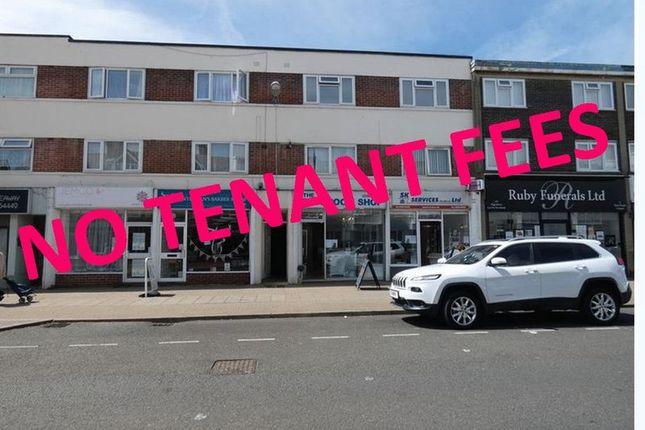 Thumbnail Flat to rent in High Street, Lee-On-The-Solent