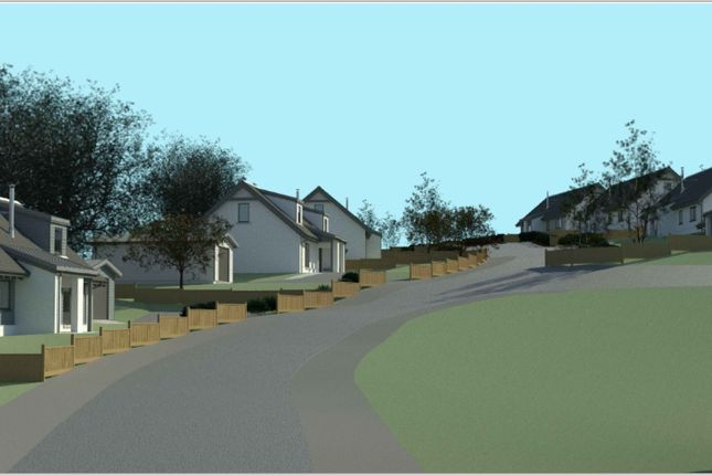 Thumbnail Detached house for sale in Duntium, Aberfeldy