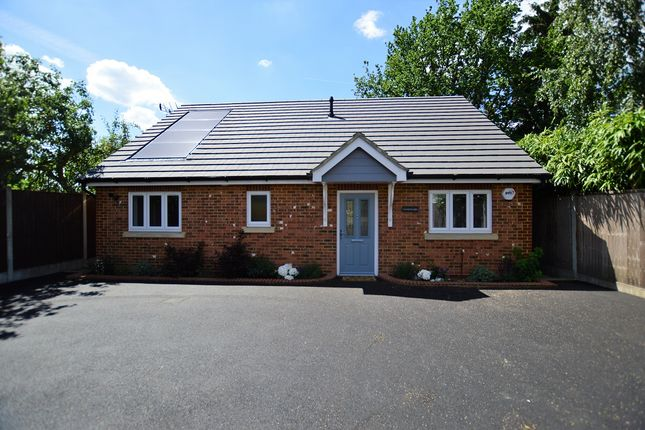 Thumbnail Detached house for sale in New Haw Road, Addlestone