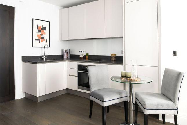 Kitchen of Chancery Lane, London WC2A
