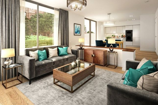 Thumbnail Flat for sale in 1/16 The Crescent At Donaldson's, Wester Coates, Edinburgh