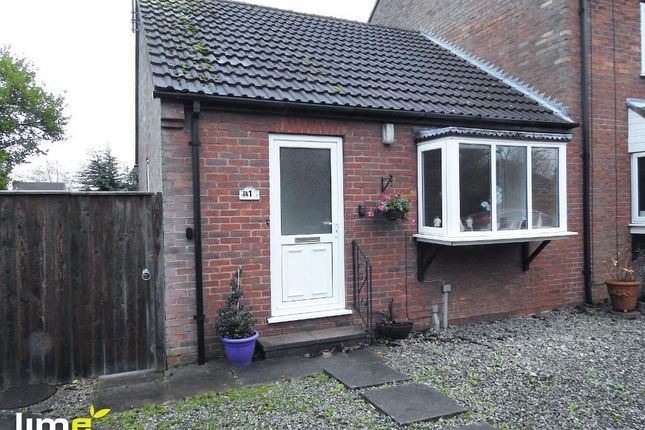 Thumbnail Bungalow to rent in Ebor Manor, Keyingham