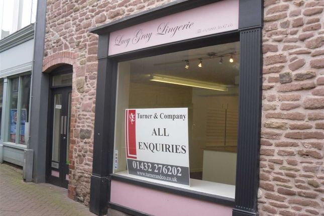 Thumbnail Retail premises for sale in Crofts Lane, Ross On Wye, Herefordshire