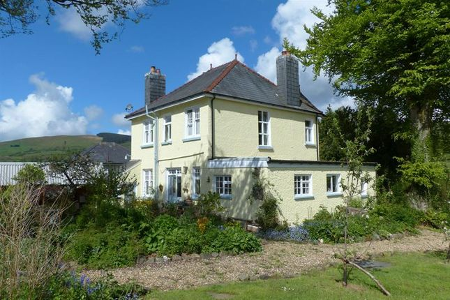 Thumbnail Detached house for sale in Beulah Road, Llanwrtyd Wells, Powys, 4Sa.
