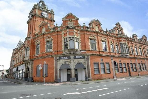 Thumbnail Flat to rent in Station Street, Long Eaton, Nottingham