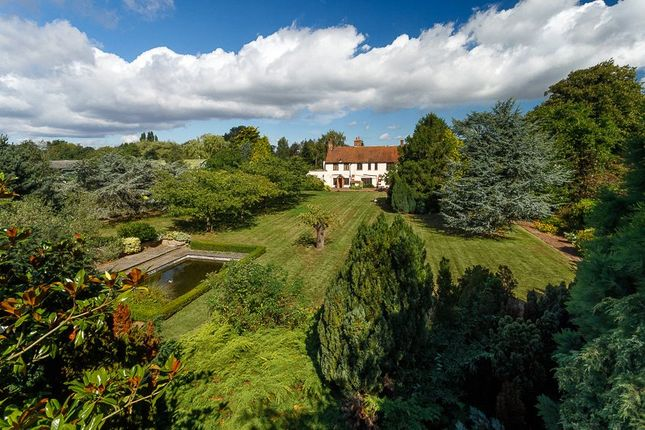 Thumbnail Detached house for sale in Sweechgate, Broad Oak, Canterbury, Kent