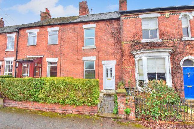2 bed terraced house for sale in 46 Wrekin Road, Wellington, Telford TF1