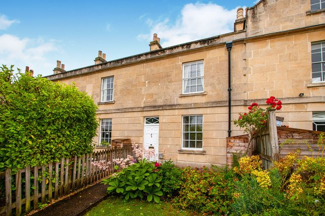 Thumbnail End terrace house to rent in Worcester Place, Bath