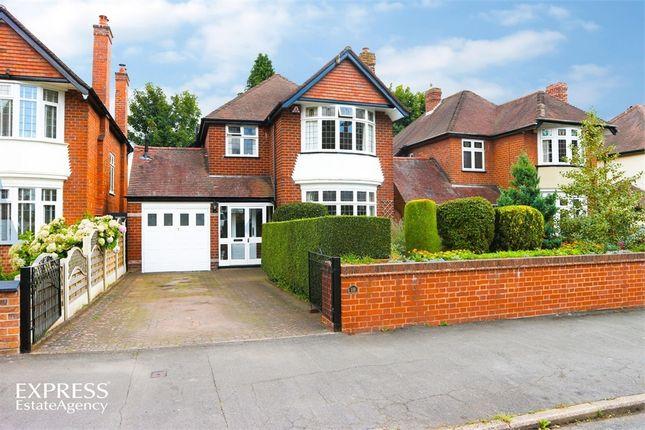 Thumbnail Detached house for sale in Hyperion Road, Stourton, Stourbridge, Staffordshire