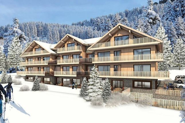 Thumbnail Apartment for sale in Les Carroz - Residence L'estellan (2 Bed), Les Carroz, Grand Massif