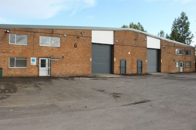 Thumbnail Commercial property to let in Severn Bridge Industrial Estate, Caldicot