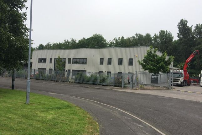 Industrial to let in Airfield House, Western Drive, Off Hengrove Way, Hengrove, Bristol, Oaf