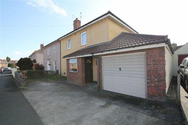 Thumbnail Semi-detached house for sale in Grove Leaze, Shirehampton, Bristol