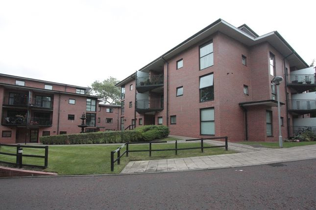 Thumbnail Flat to rent in Adderstone Crescent, Jesmond, Newcastle Upon Tyne