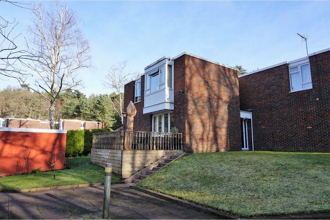 Thumbnail Semi-detached house for sale in Barnsley Close, Aldershot