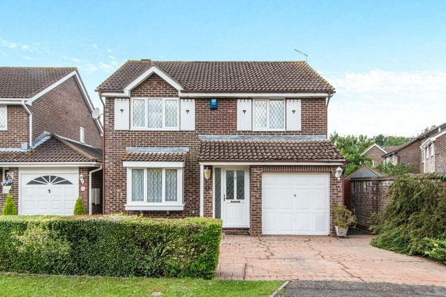 Thumbnail Detached house for sale in Coriander Drive, Totton, Southampton