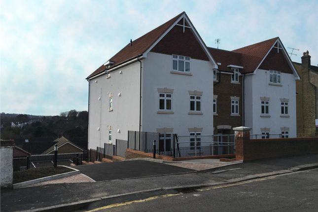 Thumbnail Block of flats for sale in Rising Heights, 9 Russell Hill, Purley, London