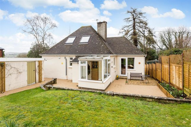 Thumbnail Detached bungalow for sale in The Headlands, North Woodchester, Stroud