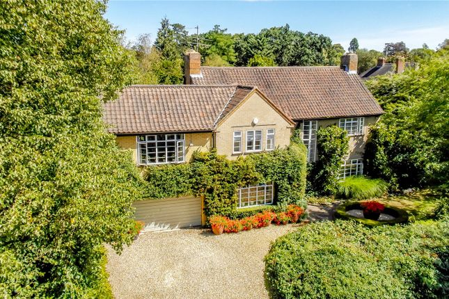 Thumbnail Detached house for sale in Latham Road, Cambridge