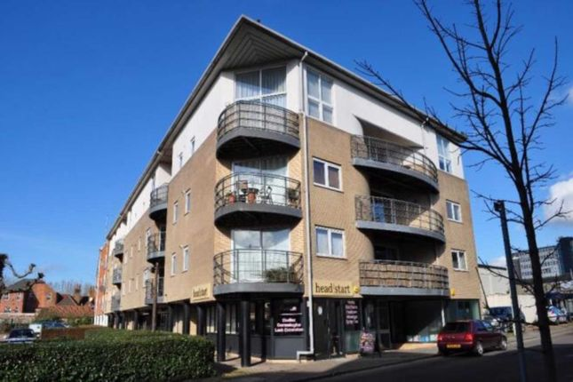 Thumbnail Flat to rent in Wharf Road, Chelmsford