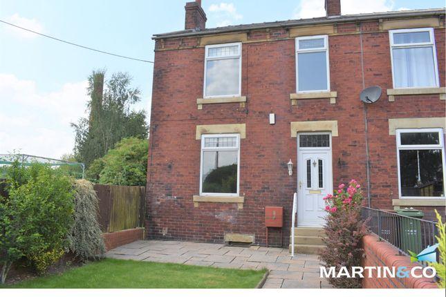 2 bed end terrace house to rent in Helliwells Row, Horbury, Wakefield WF4